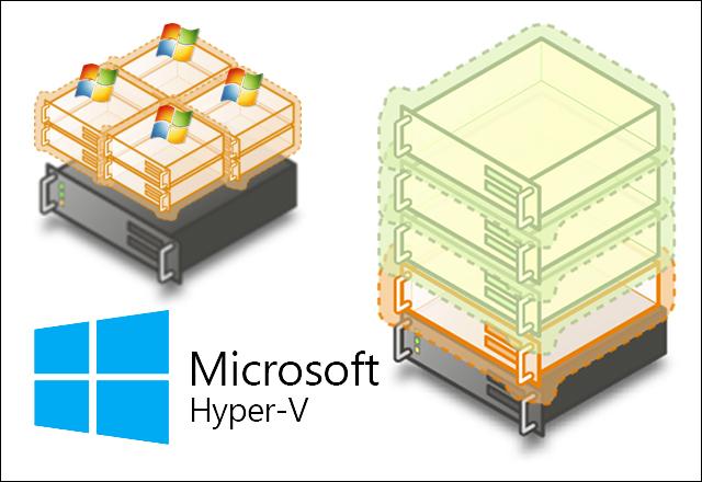 Внедрение виртуализации на базе Microsoft Hyper-V 2019